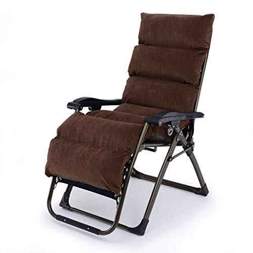 Eeayyygch pieghevole divano lazy camera da letto soggiorno mini bella leisure balcone individuale reclinabile (colore: blu) (colore : marrone chiaro, dimensione : -)