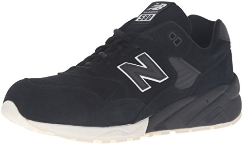 New Balance 580 Hommes Baskets Noir MRT580BV Noir