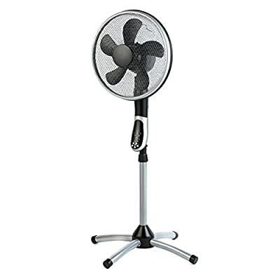 "Beldray 16"" 360° Pedestal Fan With Built In Timer"