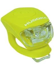 HUDORA LED Lampe Licht Shine, Fahrradlicht LED
