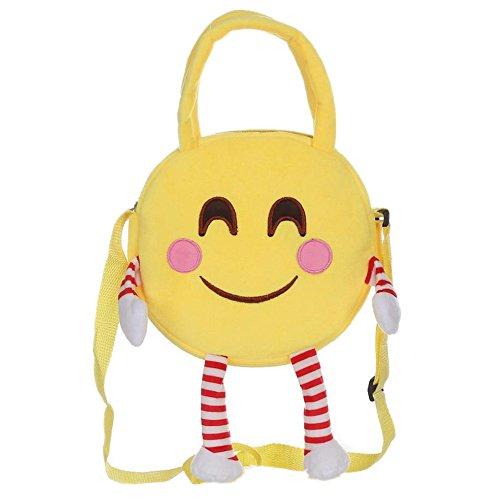 Imagen de smartlady niños niñas emoji escuela bolsa  b