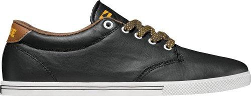 Globe Lighthouse-Slim, Chaussures de skate homme Noir (Schwarz)