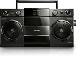 Philips Bluetooth Boombox - Black