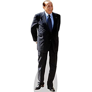 finest selection 86b46 7f02d Silvio Berlusconi a grandezza naturale