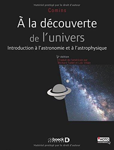 A la découverte de l'univers par From De Boeck supérieur