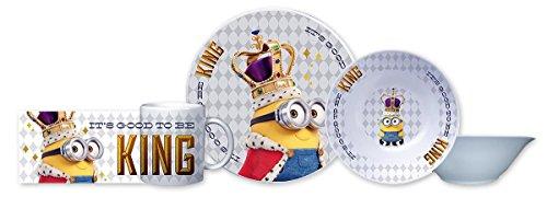 Minions 0122069 Frühstücksset