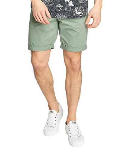 JACK & JONES Herren Chino Shorts Chinohose Bermudas (M, Chinois Green)