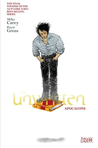 The Unwritten Volume 11 por Carey Mike
