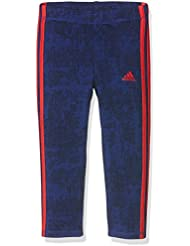 adidas YG ESS 3S 34 TI - Leggings pour Fille, Multicouleur - 92, Taille: 92