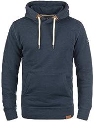 SOLID TripHood Herren Kapuzenpullover Hoodie Sweatshirt aus hochwertiger Baumwollmischung