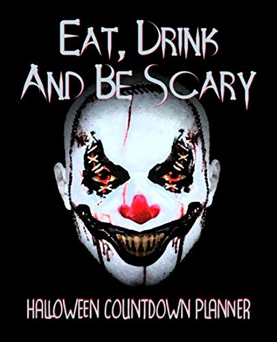 Spooky Halloween Cocktails - Eat, Drink and Be Scary Halloween