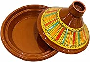 Morrocan Tagine ceramic with Lid