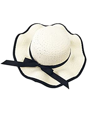 Gorra para padres e hijos Sombrero de playa Sombrero de paja Sombrero para el sol Protección solar Sombrero de...