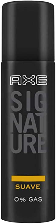Axe Signature Body Perfume, Suave, 122ml