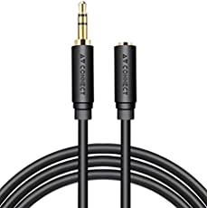 AV Connect 3.5mm Copper Shell AUX Extension Cable