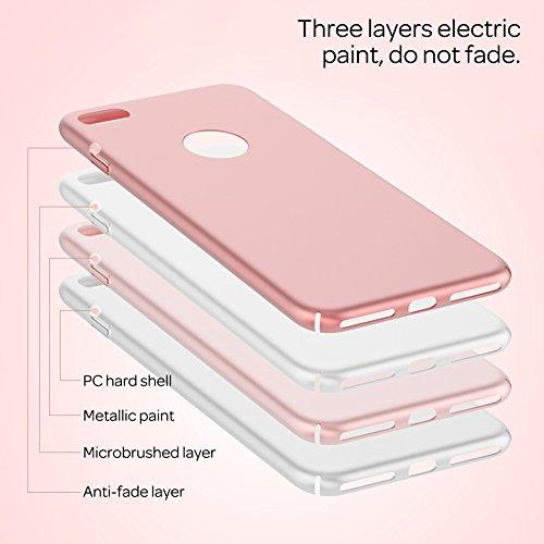 HX-412XFAY Schlanke Glatt und geschmeidig, iPhone 6/6sHülle Passgenaues Premium Hart-PC Schale /Handyhülle/ Schutzhülle,Anti-Kratzer,anti-Fingerabdruck, Stoßfest für iPhone6/iPhone6S Farbe-5