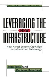 Leveraging the New Infrastructure: How Market Leaders Capitalize on Information Technology by Peter Weill (1998-05-19)