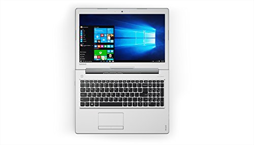 Lenovo IdeaPad 510- 15IKB 80SV001SIH 15.6-inch Laptop (Intel Core i5-7200U/8GB/1TB/Windows 10/4GB Graphics), Silver