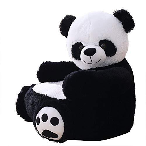 Kaliya Kids Sitzsack - Panda Bear Elephant Classic Gaming Kinderstühle ab 3 Jahren + Sofa für drinnen/draußen