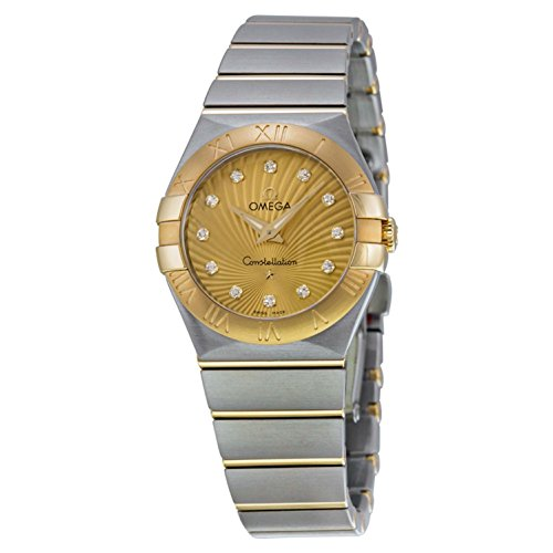 Omega Constellation 09 montre femme 123.20.27.60.58.001