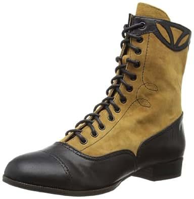 Miss L Fire Womens Renee Boots RENEEBLK36 Black 3 UK, 36 EU, Regular
