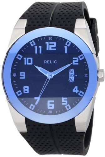 relic-herren-jack-black-rubber-w-blue-crystal-armbanduhr