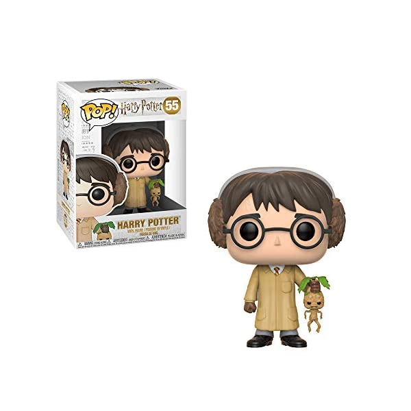 Funko Pop Harry en Herbología (Harry Potter 55) Funko Pop Harry Potter