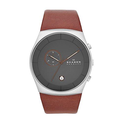 skagen-skw6085-reloj-de-pulsera-hombre-piel-color-marron
