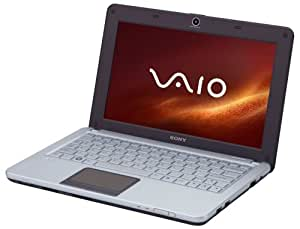 Sony Vaio W11S1E/T.G4 25,7 cm (10,1 Zoll) Netbook (Intel Atom N280 1.6GHz, 1GB RAM, 160GB HDD, Intel GMA 950, XP Home)