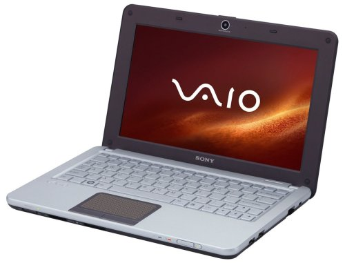 Sony Vaio W11S1E/T.G4 25,7 cm (10,1 Zoll) Netbook (Intel Atom N280 1.6GHz, 1GB RAM, 160GB HDD, Intel GMA 950, XP Home) (Sony Windows Xp-laptop-notebooks)