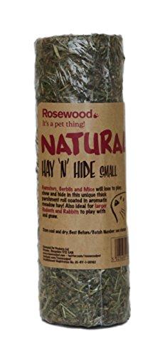 Rosewood Naturals Hay 'n' Hide Small 1