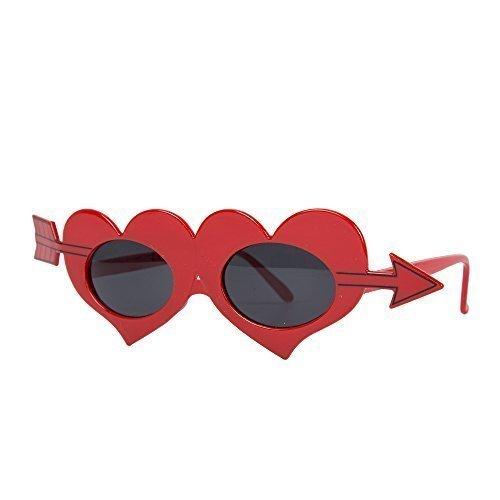 Neuheit Rot Liebe Herz Valentins Amor Kostüm (Amor Zubehör Kostüm)