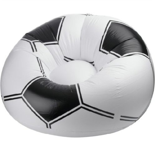 inflatable-football-chair-relaxing-blow-up-football-sofa