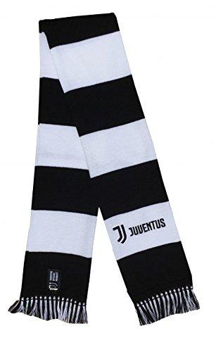 Sciarpa juventus juve ufficiale doppia fascioni tubolare scarf bufanda official