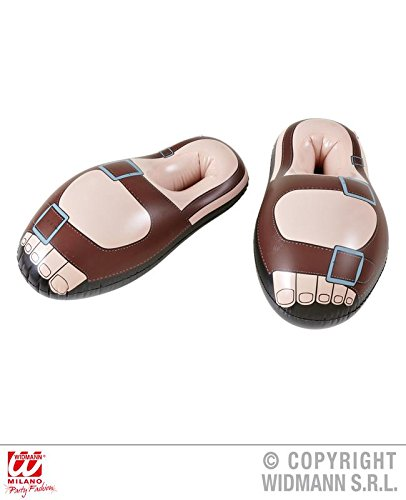 inflatable-sandals-56cm-shoes-footwear-accessory-for-tropical-beach-and-hawaiian-fancy-dress-up-cost
