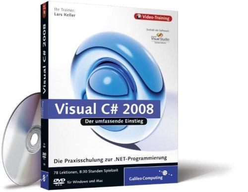 Visual C# 2008. Der umfassende Einstieg auf DVD