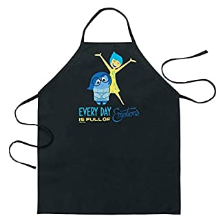 41JoXhQWmAL. SS324  - Inside Out Full of Emotions Adjustable Apron