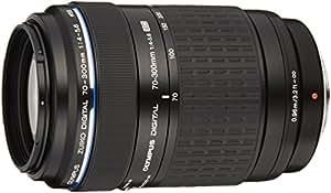 Olympus Zuiko Digital ED 70-300 mm 1:4,0-5,6 Objektiv (Four Thirds, 58 mm Filtergewinde) schwarz