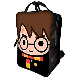 41JoZJY3dSL. SS324  - Harry Potter Mini Backpack Harry 3D Borse