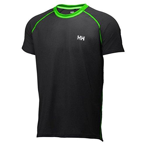 Helly Hansen Pace Mesh Lifa Flow T-Shirt SS Negro (Black 990)