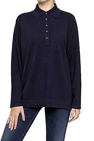 Lai La New York Damen Pullover 100% Kaschmir Rollkragenpullover LARISSA,