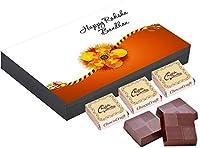 ChocoCraft Raksha Bandhan Gifts Chocolates 18 Chocolate Box