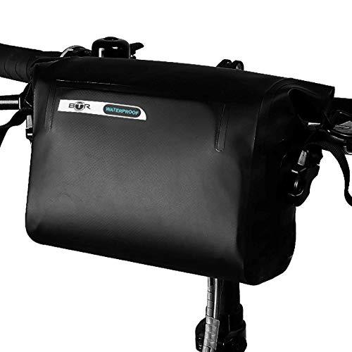 Bolsa Impermeable Manillar Bici BTR usarse Todo Tipo