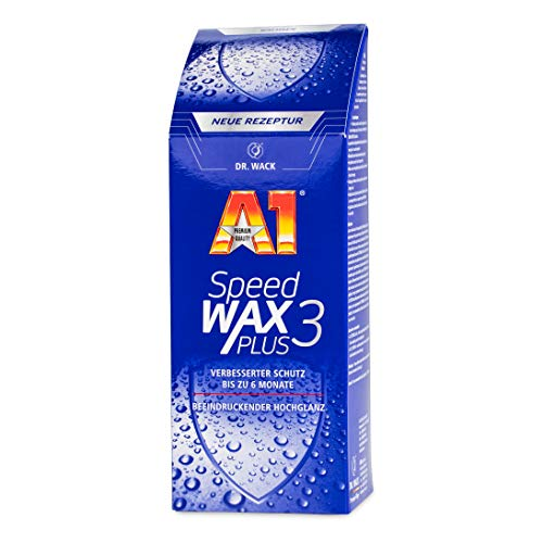 Wachs-booster (Dr. Wack - A1 Speed Wax Plus 3, 500 ml (#2630))
