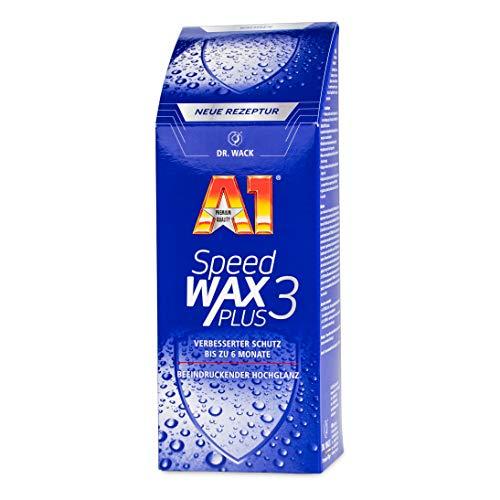 Dr. Wack - A1 Speed Wax Plus 3, 500 ml (#2630)