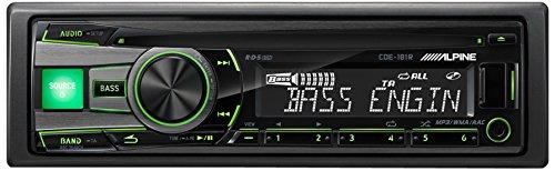 Alpine cde-181r USB Auto Stereo