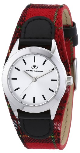 TOM TAILOR Damen-Armbanduhr XS Analog Quarz verschiedene Materialien 5408001
