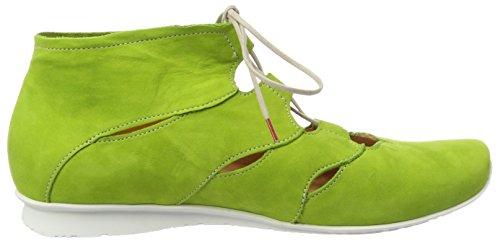 Think! Damen Chilli_282114 Desert Boots Grün (Frosch/Kombi 62)
