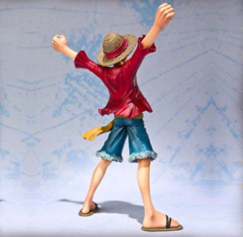 One Piece: Monkey D. Luffy Figuarts Zero Figure (New World Ver.) [Toy] (japan import) 4