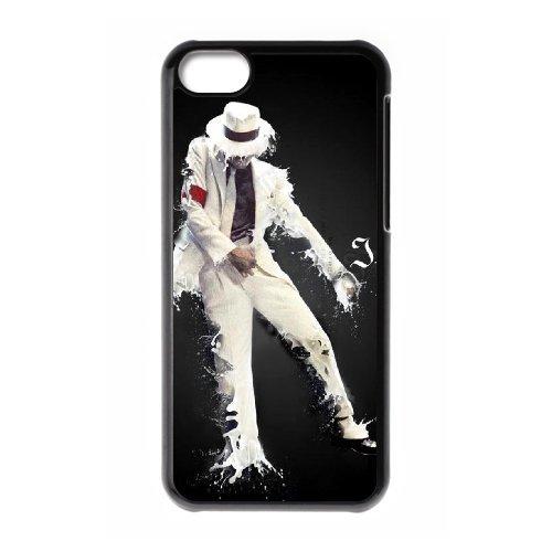 LP-LG Phone Case Of Michael Jackson For Iphone 5C [Pattern-6] Pattern-2